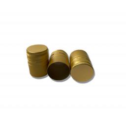 Корок 28х38 золотий